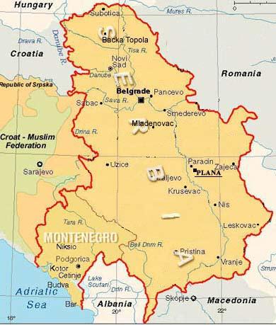 karta srbije paracin inoversum: mapa srbije karta srbije paracin